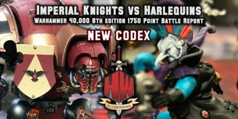 Imperial Knights vs Harlequins Thumbnail