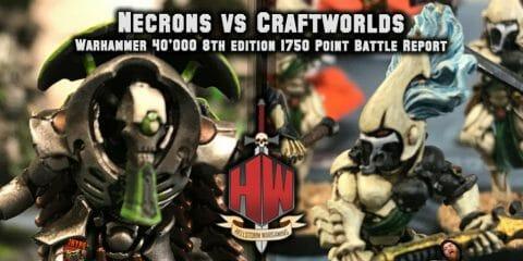 Necrons vs Craftworlds Thumbnail