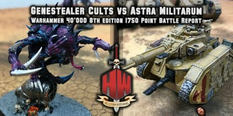 Genestealer Cults vs Astra Militarum Thumbnail