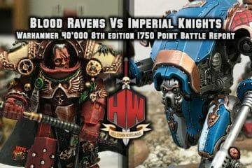 Blood Ravens vs Knights
