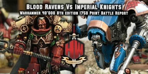 Blood Ravens vs Knights