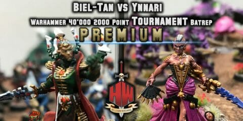 Biel-Tan vs Ynnari