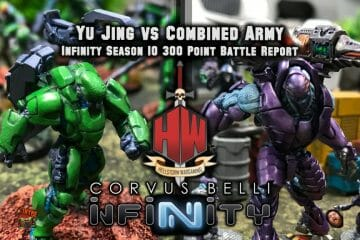 Yu Jing vs Combined army