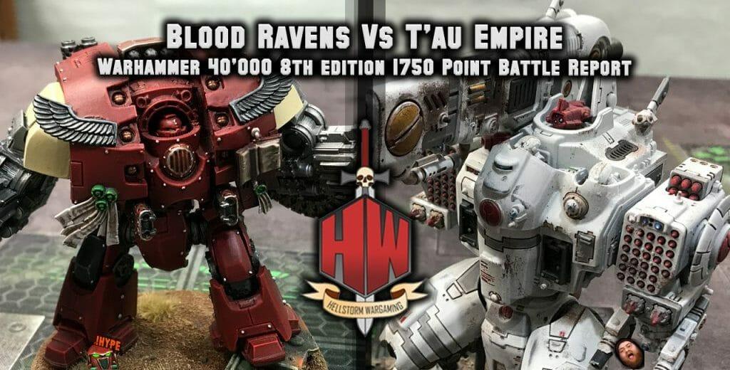 FREE: Space Marines vs T'au Empire 1750 No Retreat Rematch