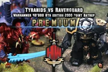 Nids vs Ravengaurd