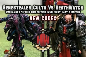 gsc VS deathwatch