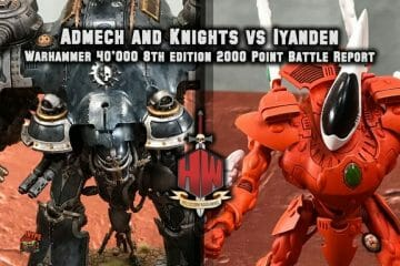Adeptus Mechanicus vs Eldar