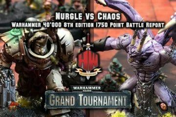 Nurgle vs chaos